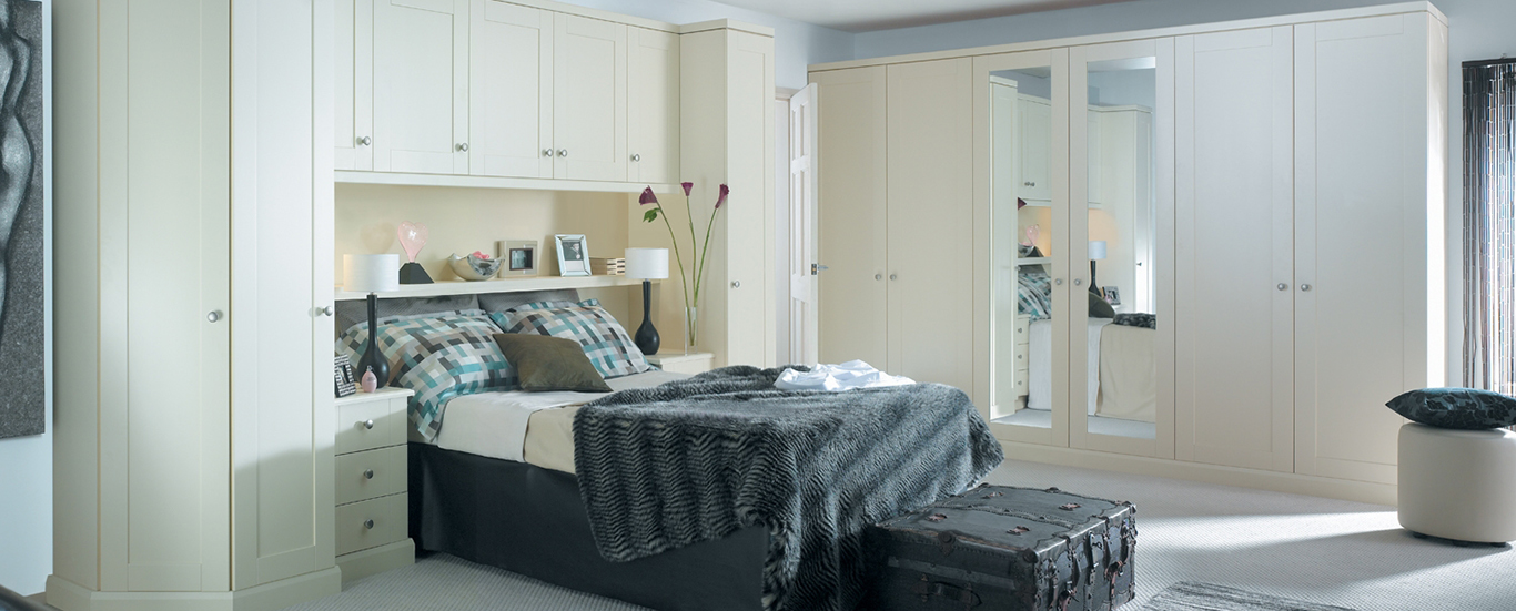 Kitchen and Bedroom Makeover West Yorkshire
